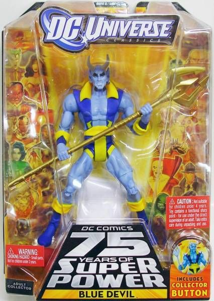 DC Universe - Wave 13 - Blue Devil