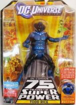 DC Universe - Wave 14 - Obsidian Todd Rice