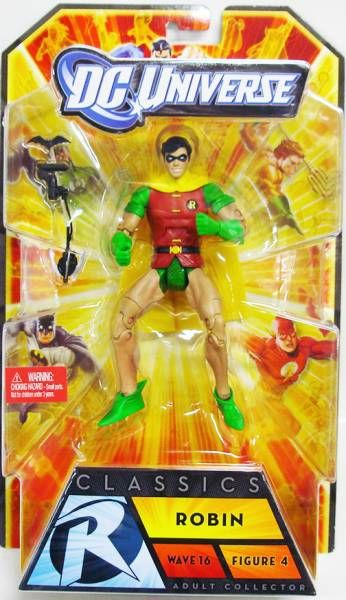 DC Universe - Wave 16 - Robin (Golden Age)