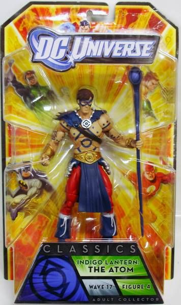 DC Universe - Wave 17 - Indigo Lantern : The Atom