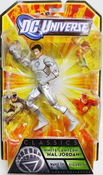 DC Universe - Wave 17 - White Lantern : Hal Jordan