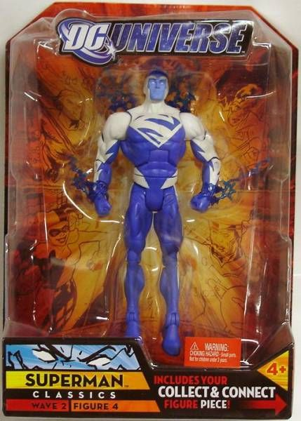 DC Universe - Wave 2 - Superman Blue