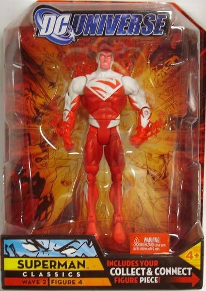 DC Universe - Wave 2 - Superman Red