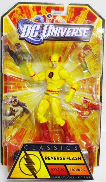 DC Universe - Wave 20 - Reverse Flash
