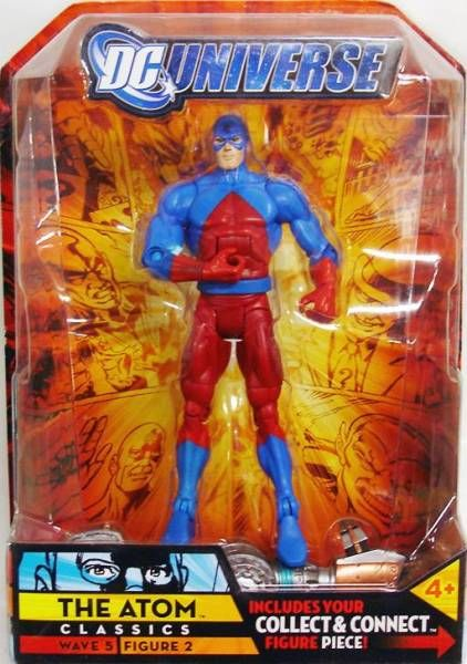 DC Universe - Wave 5 - The Atom