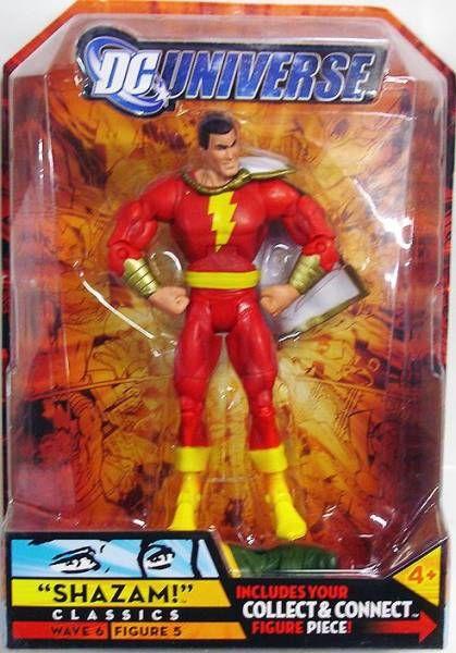 DC Universe - Wave 6 - Shazam!
