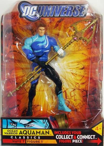 DC Universe - Wave 7 - Ocean Warrior Aquaman