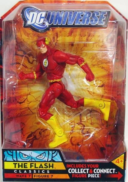 DC Universe - Wave 7 - The Flash