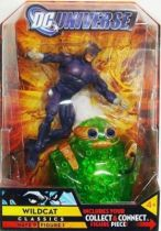 DC Universe - Wave 9 - Wildcat \\\'\\\'purple\\\'\\\'