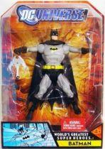 DC Universe - World\'s Greatest Super Heroes - Batman