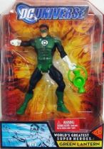 DC Universe - World\'s Greatest Super Heroes - Green Lantern
