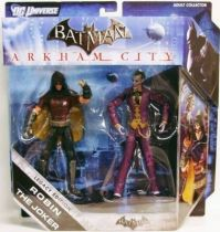 DC Universe Legacy Edition - Arkham City : Robin & The Joker