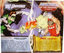 DC Universe vs. MOTU Classics - Green Lantern & Zodac