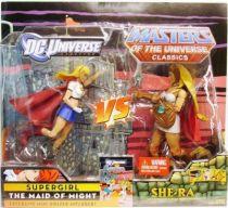 DC Universe vs. MOTU Classics - Supergirl & She-Ra