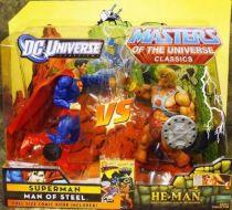 DC Universe vs. MOTU Classics - Superman & He-Man