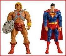 DC Universe vs. MOTU Classics - Superman & He-Man