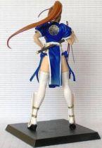 Dead or Alive - Kasumi (blue costume) 8\'\' figure - Sega