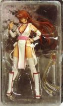 Dead or Alive - Kasumi (white costume) 8\'\' figure - Sega