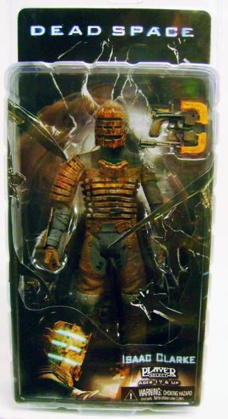 Dead Space - Isaac Clarke (with plasma cutter) - NECA Figure