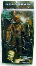 Dead Space - Isaac Clarke (with rotary saw ripper) - Figurine NECA