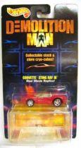 Demolition Man - Hot Wheels - Corvette Sting Ray II
