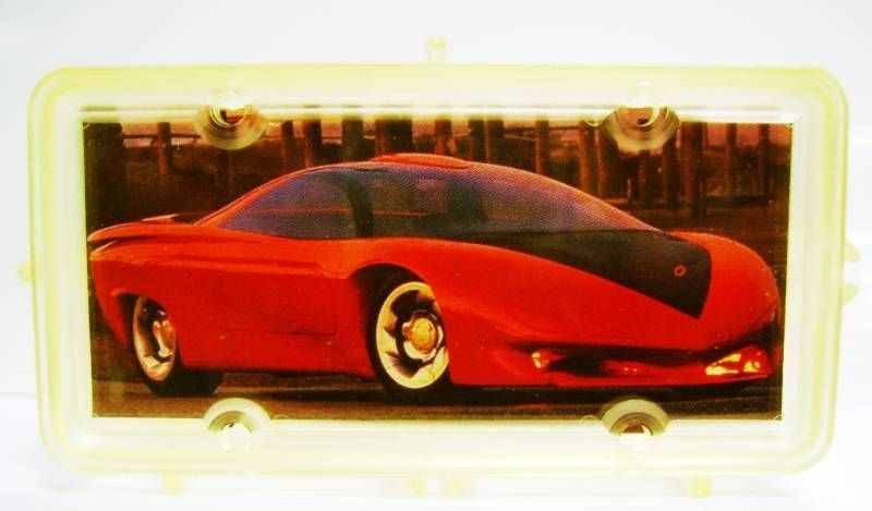 Demolition Man - Hot Wheels - Pontiac Banshee