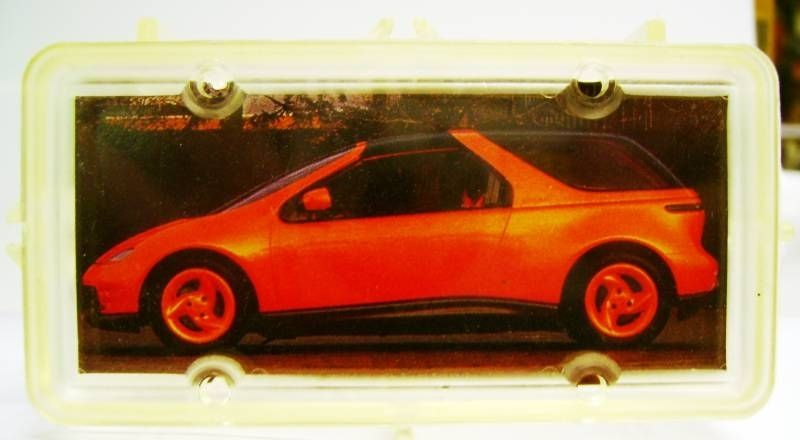Demolition Man - Hot Wheels - Pontiac Salsa