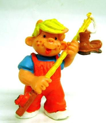 Dennis the Menace - Star Toys 1987 - fisherman Dennis