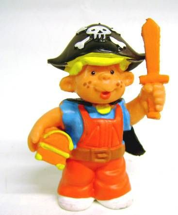 Dennis the Menace - Star Toys 1987 - Pirate Dennis
