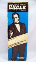 Des Agents très Spéciaux - Gilbert - Napoléon Solo Figurine articulée 30cm