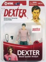 Dexter  Blood Spatter Analyst - Bif Bang Pow!