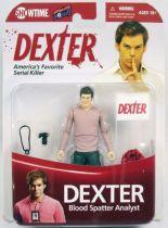 Dexter  Blood Spatter Analyst - Bif Bang Pow!