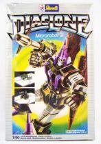 Diaclone - Microrobot 3 - Ceji Revell