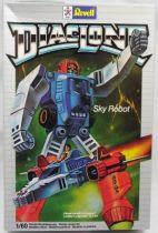 Diaclone - Sky Robot - Ceji Revell