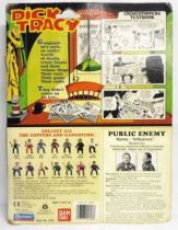 Dick Tracy - Playmates figure - Influence