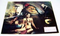 Die Rückkehr der Jedi-Ritter (ROTJ) - Lobby Card (1983) - Le trône de Jabba