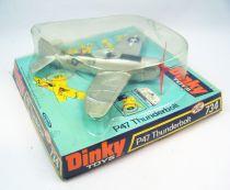 Dinky Toys (Meccano) - P47 Thunderbolt (Ref.734)