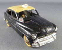 Dinky Toys France 24X Ford Vedette Taxi 100% d\'origine Pas repro