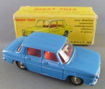 Dinky Toys France 517 Renault 8 R8 Bleue avec Boite 100% d\'origine Pas repro