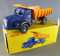 Dinky Toys France 580 Berliet Truck with tipping bucket Boxed 100% Original Not a Rep