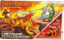 Dino Riders - Ankylosaurus with Sting - Ideal France