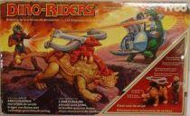Dino Riders - Ankylosaurus with Sting - Tyco Belgium