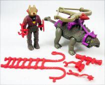 Dino Riders - Ankylosaurus with Sting (loose)
