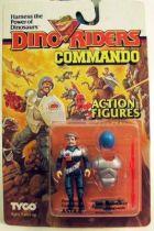 Dino Riders - Commando Astra - Tyco