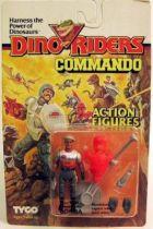 Dino Riders - Commando Bomba - Tyco