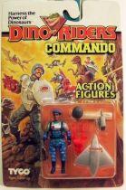 Dino Riders - Commando Glyde - Tyco