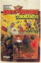 Dino Riders - Commando Kameelian - Tyco