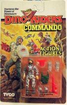 Dino Riders - Commando Rok - Tyco