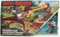 Dino Riders - Deinonychus with Sky - Tyco USA