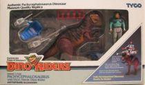 Dino Riders - Pachycephalosaurus with Tagg - Tyco USA